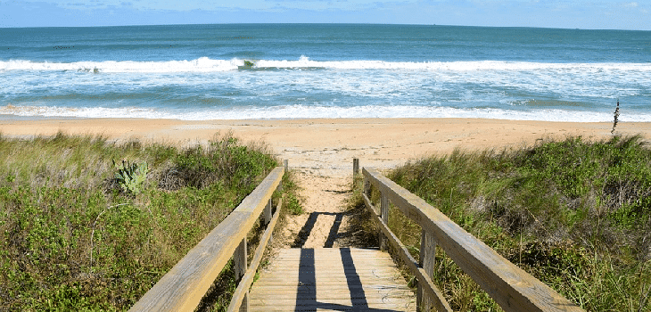 Best Beaches Near Jacksonville