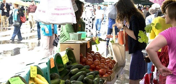 Haile Farmers Market
