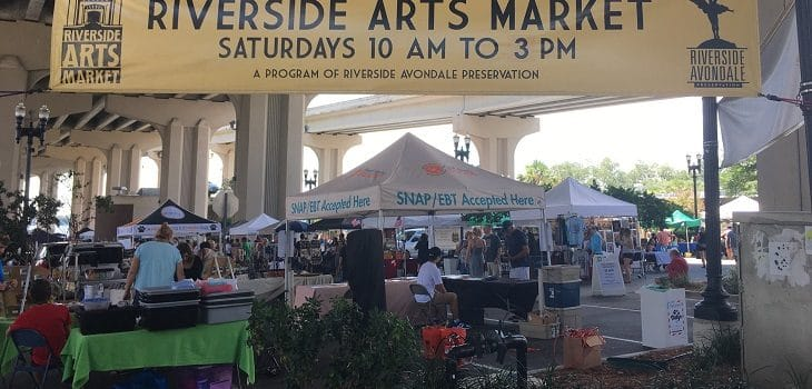 Riverside Arts Market Jacksonville