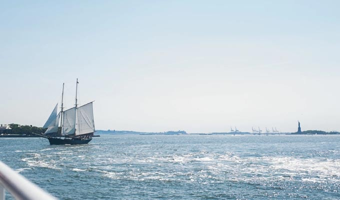 things to do in new york city - Schooner Adirondack