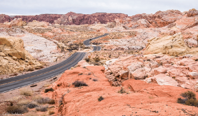 The Valley of Fire State Park