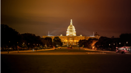 Things to do in DC at Night