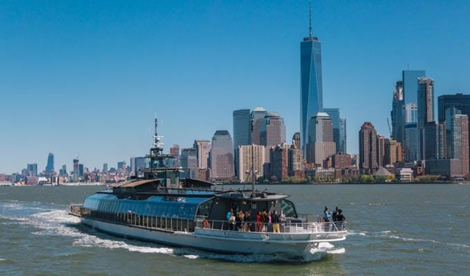 things to do in new york city - Bateaux New York Cruises