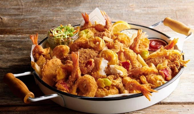 things to do in new york city - Bubba Gump Shrimp Company