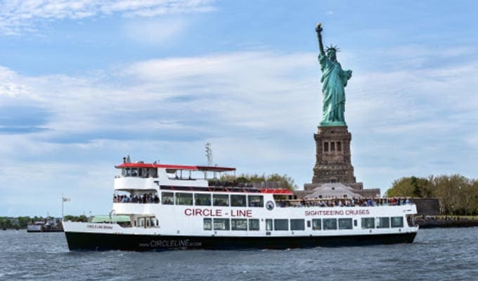 things to do in nyc - Circle Line Sightseeing Cruises