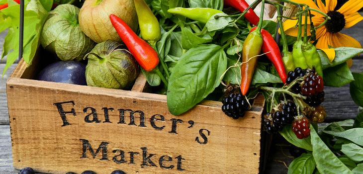 union street farmers market