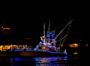 Seminole Hard Rock Winterfest Boat Parade Fort Lauderdale