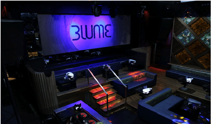 BLUME nightclub Miami