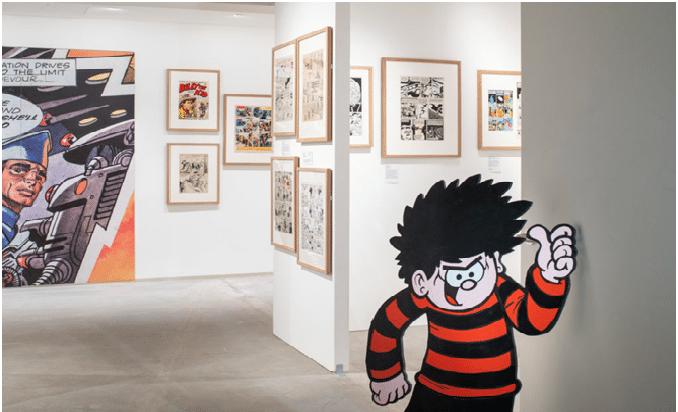 Cartoon Museum london