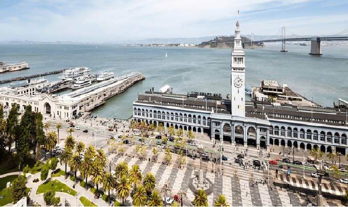 Ferry Building Marketplace san francisco