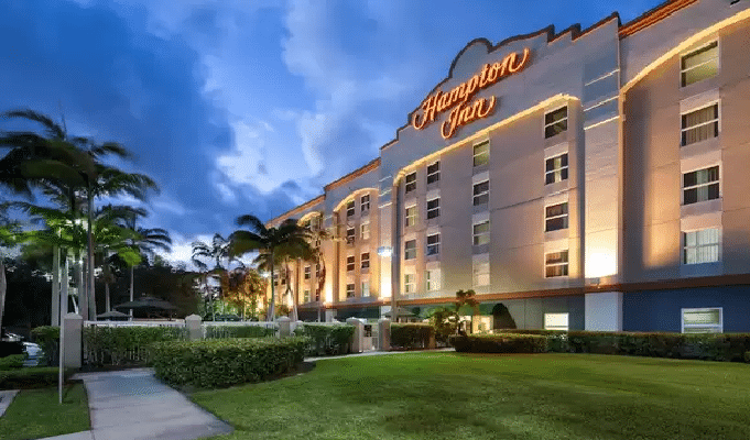 Hampton Inn Fort Lauderdale Airport North Cruise Port