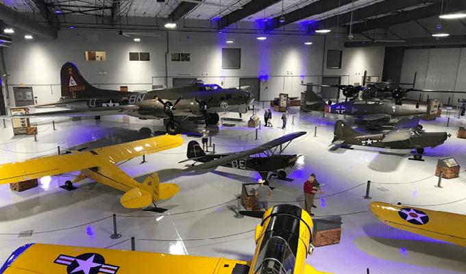 Houston Lone Star Flight Museum