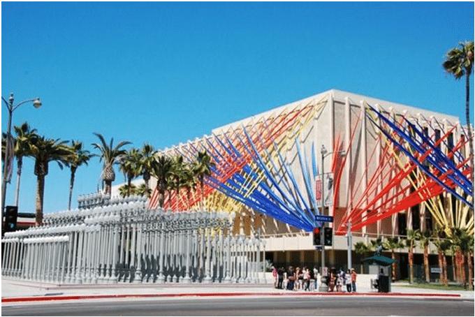 Los Angeles County Museum of Art los angeles