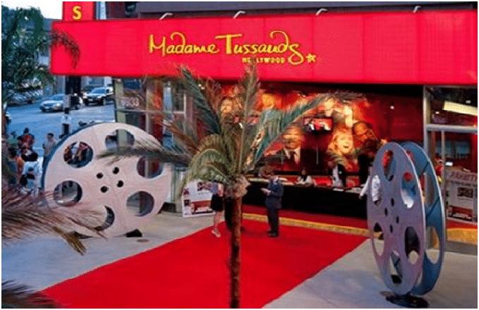 Madame Tussauds Hollywood los angeles
