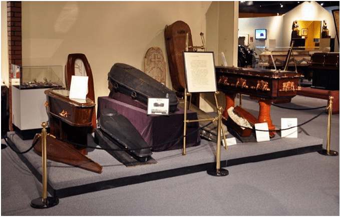 National Museum of Funeral History Houston