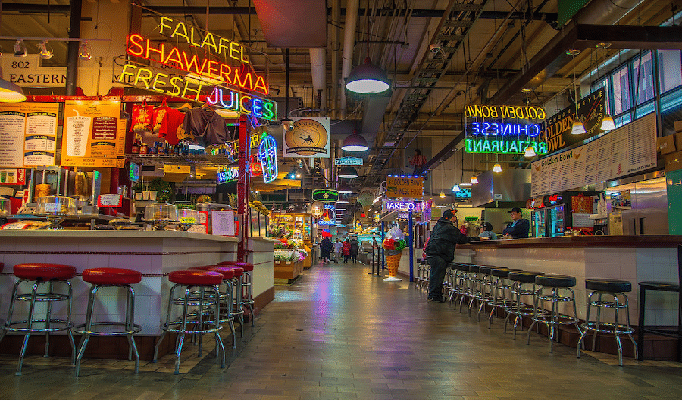 Philadelphia Reading Terminal Market