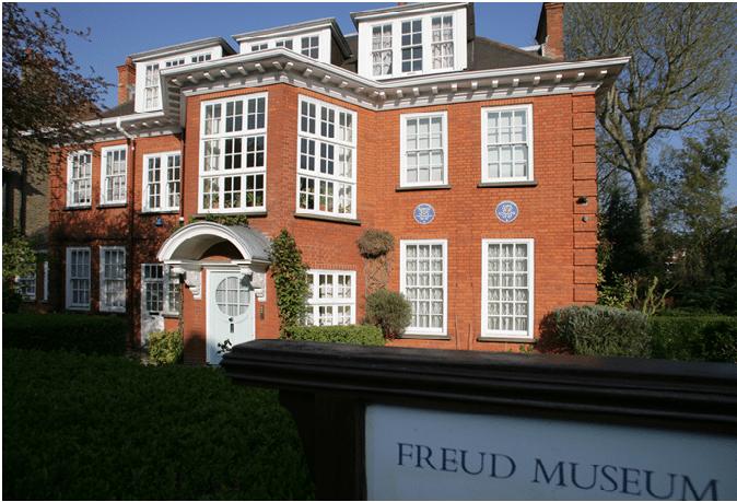 Sigmund Freud Museum london