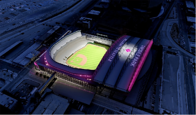 T-Mobile Park seattle