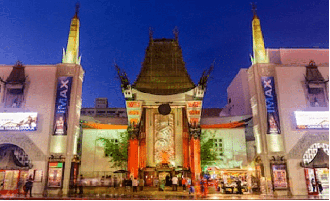 TCL Chinese Theatres los angeles