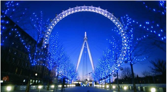 The Coca Cola London Eye london