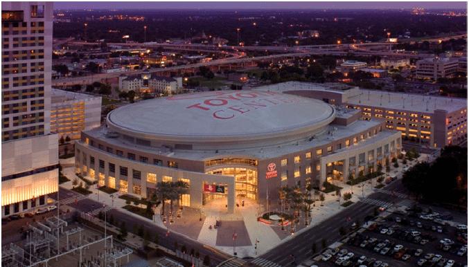 Toyota Center Houston