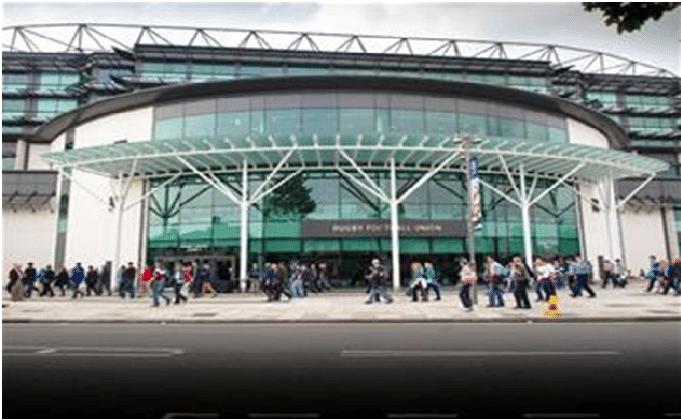 Twickenham Stadium Tour and Rugby Museum london