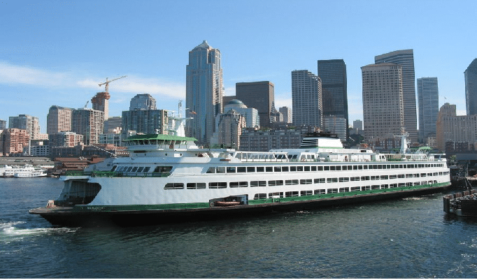 Washington State Ferries seattle