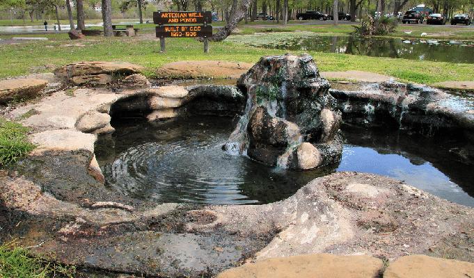 10. Palmetto State Park