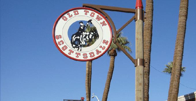 Bars in Old Town Scottsdale, Arizona