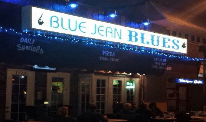 Blue Jeans Blues fort lauderdale