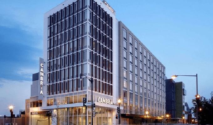 Cambria Hotel Washington DC Convention Center