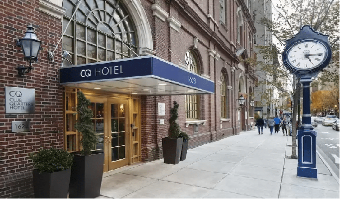 Club Quarters Hotel In Philadelphia - Rittenhouse Square