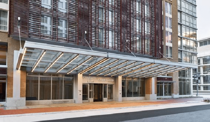 Courtyard By Marriott Washington - Downtown Convention Center