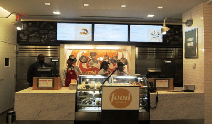 Food Network Kitchen Fort Lauderdale Airport
