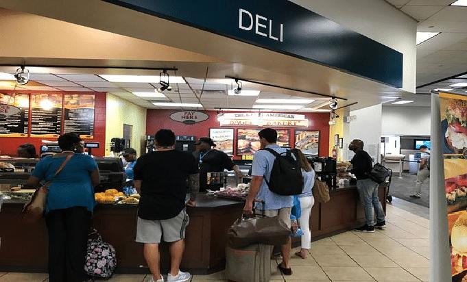 Great American Bagel Fort Lauderdale Airport
