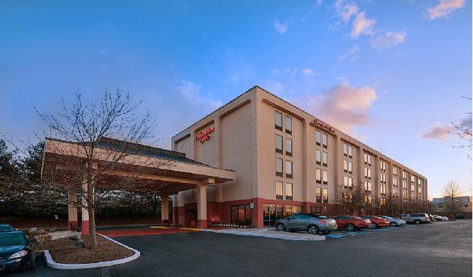 Hampton Inn Philadelphia - Willow Grove Hotels on Roosevelt Blvd