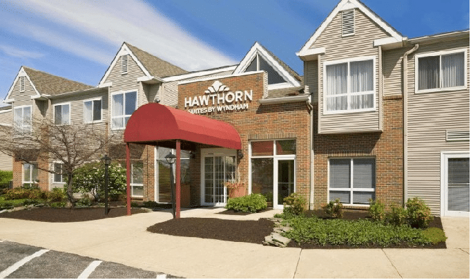 Hawthorn Suites by Wyndham - Formerly Residence Inn - Philadelphia Airport