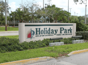 Holiday Park Fort Lauderdale, Florida