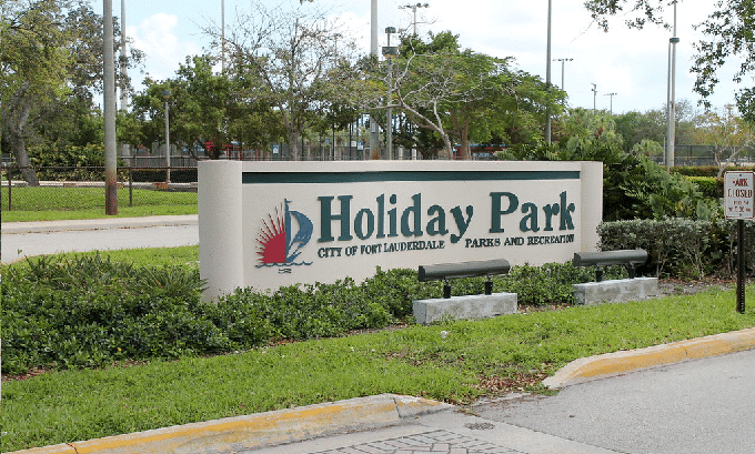 Holiday Park Fort Lauderdale