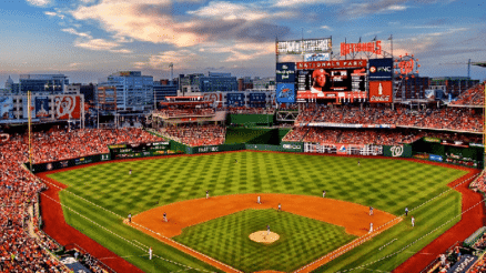 Hotels Near Nationals Park Stadium in Washington