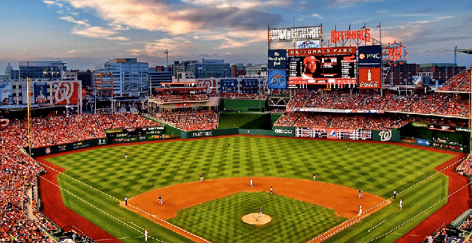 Hotels Near Nationals Park Stadium in Washington