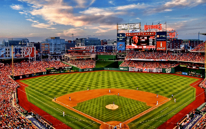 Hotels Near Nationals Park Stadium Washington DC
