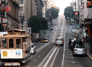 Hotels on Powell Street in San Francisco, California