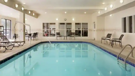 Indoor Pool In Wichita