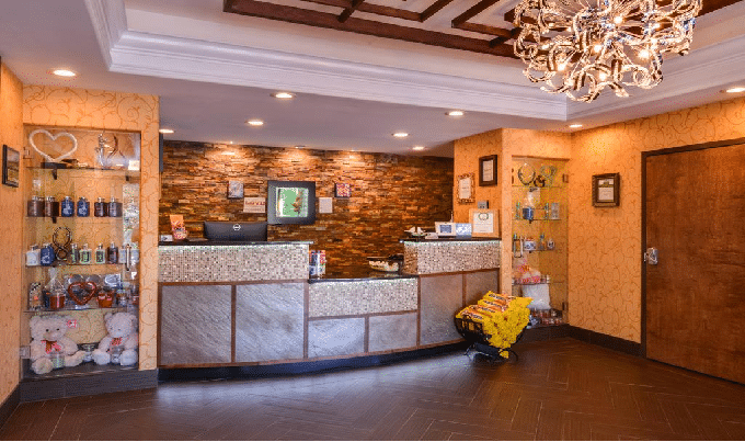 Inn Of The Dove Romantic Luxury & Business Suites - Bensalem