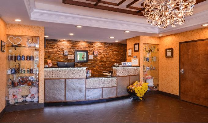 Inn Of The Dove Romantic Luxury & Business Suites - Bensalem