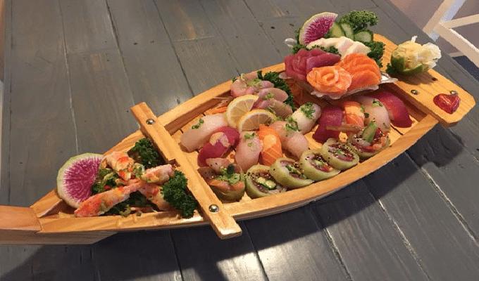 KUBO Asian Fusion Street Food & Sushi