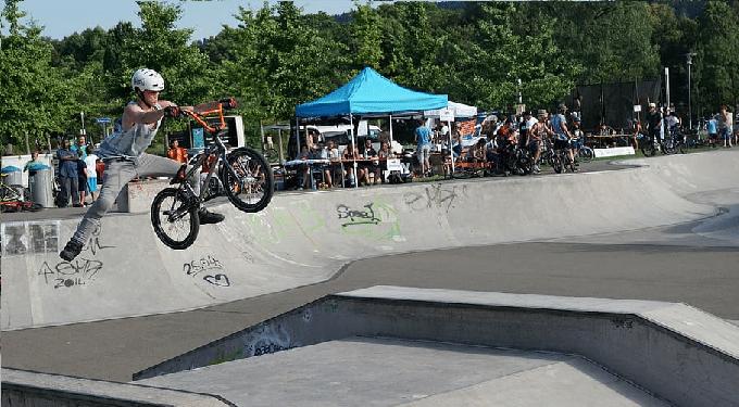 Skate Parks In Columbus Ohio