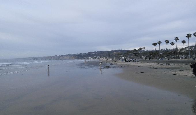 La Jolla Shores Park san diego