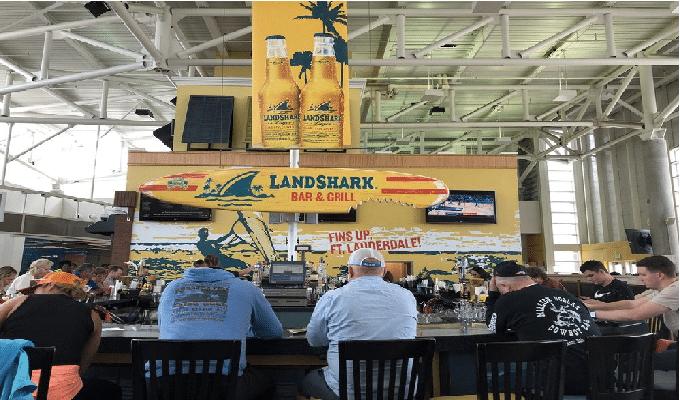 Landshark Bar & Grill Fort Lauderdale Airport